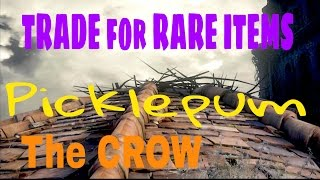 DARK SOULS 3 how to get RARE ITEMS TRADER PICKLEPUM