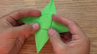 Fold an Origami Levitating Star!