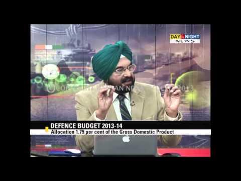 DefenceLine - Defence Budget - 02 Mar 2013