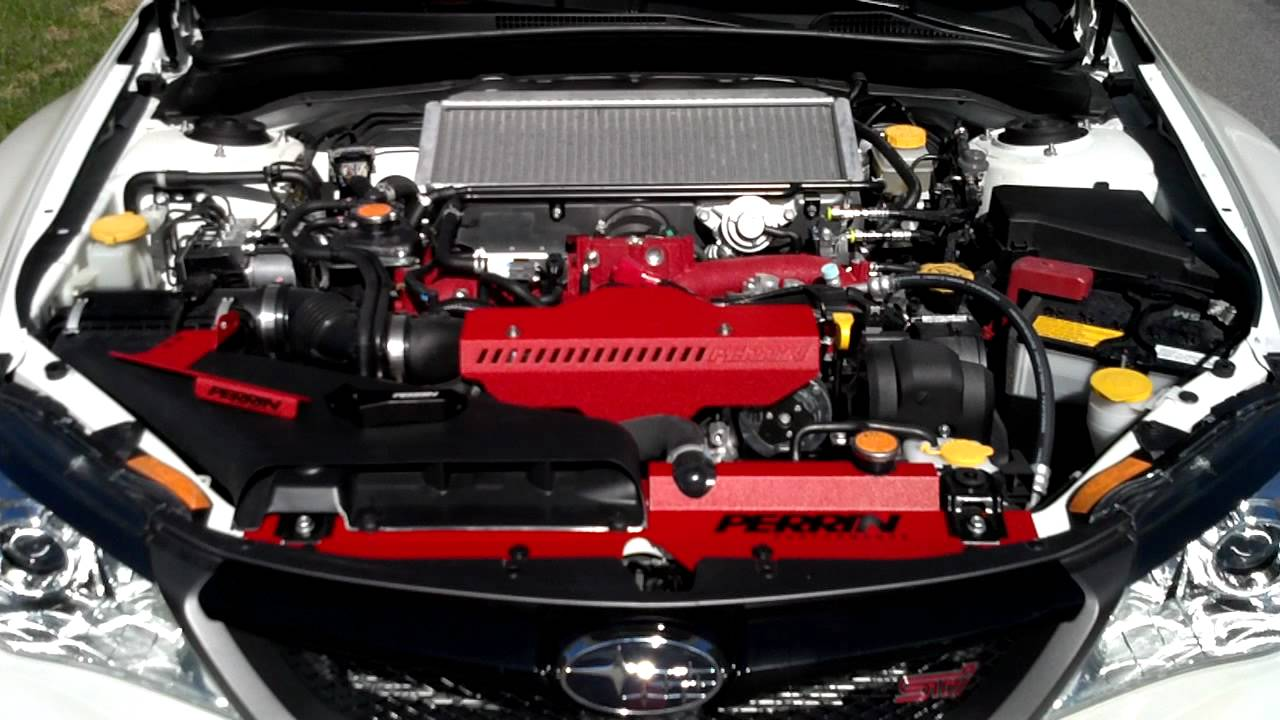 Subaru Legacy Alternator Diagram 2013 Impreza Sti Perrin Radiator Shroud Youtube