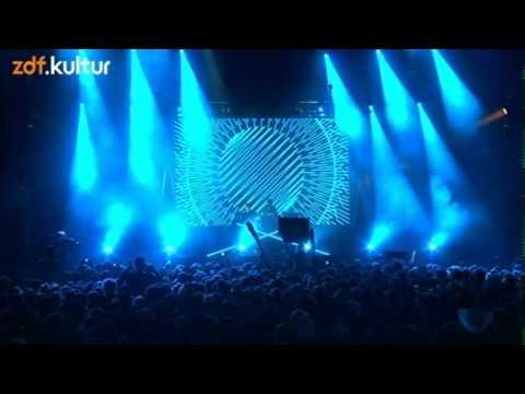 Modeselektor Live at MELT! Festival 2012