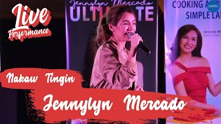jennylyn mercado nakaw tingin live at ayala trinoma ultimate album launch