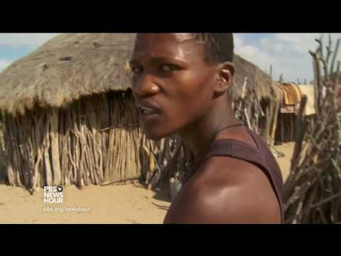 Why the native people of the Kalahari are struggling to stay
