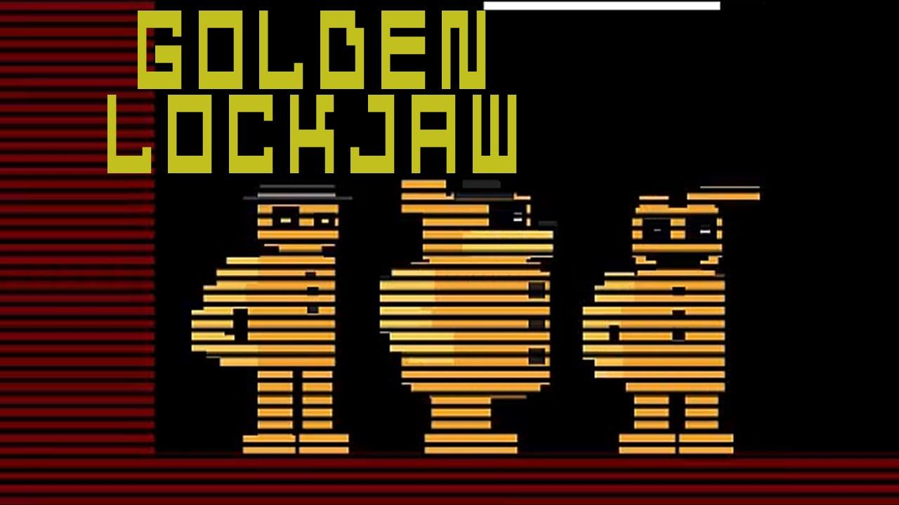 Golden lockjaw the return to freddy s 4 death minigame youtube