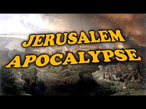 Destruction Of Jerusalem In 70 AD 💥 40 Yrs After Crucifixion Of Christ