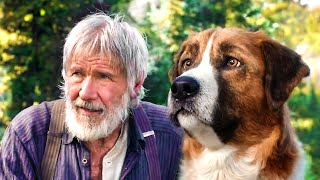 CALL OF THE WILD Trailer (Harrison Ford, 2020) Adventure, Family Movie