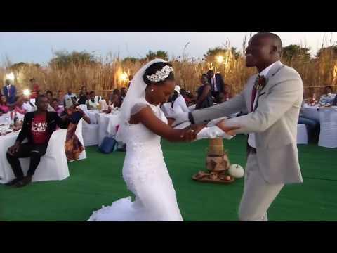 2018 Best Wedding video Trailer for Mrs and Mr Kandenge