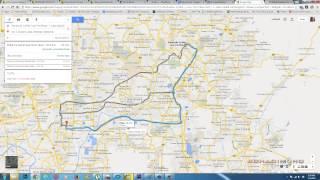 Tips mempermudahkan dan merancang perjalanan anda dengan Google maps