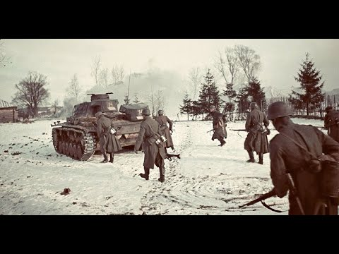At the Gates of Moscow - Furthest German Advance 1941