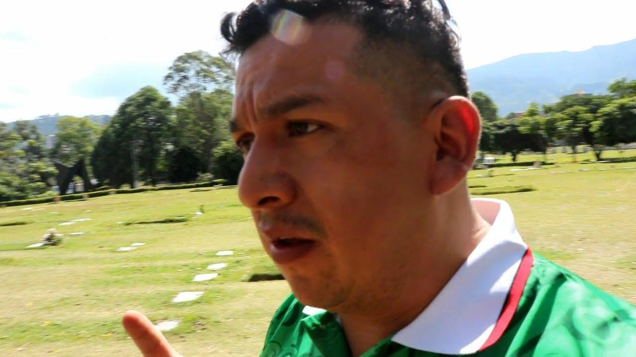 Visite la Tumba De Pablo Escobar y su Familia