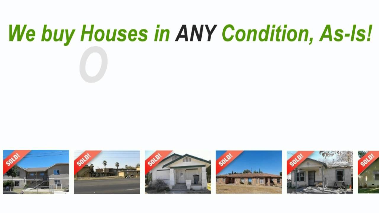 We Buy Houses Fresno CA - CALL 559.488.2066 - Matt Buys Houses Fast