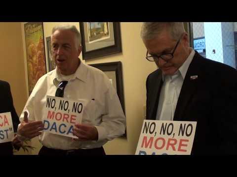 Citizen Lobbyists Met With Rep Ken Calverts