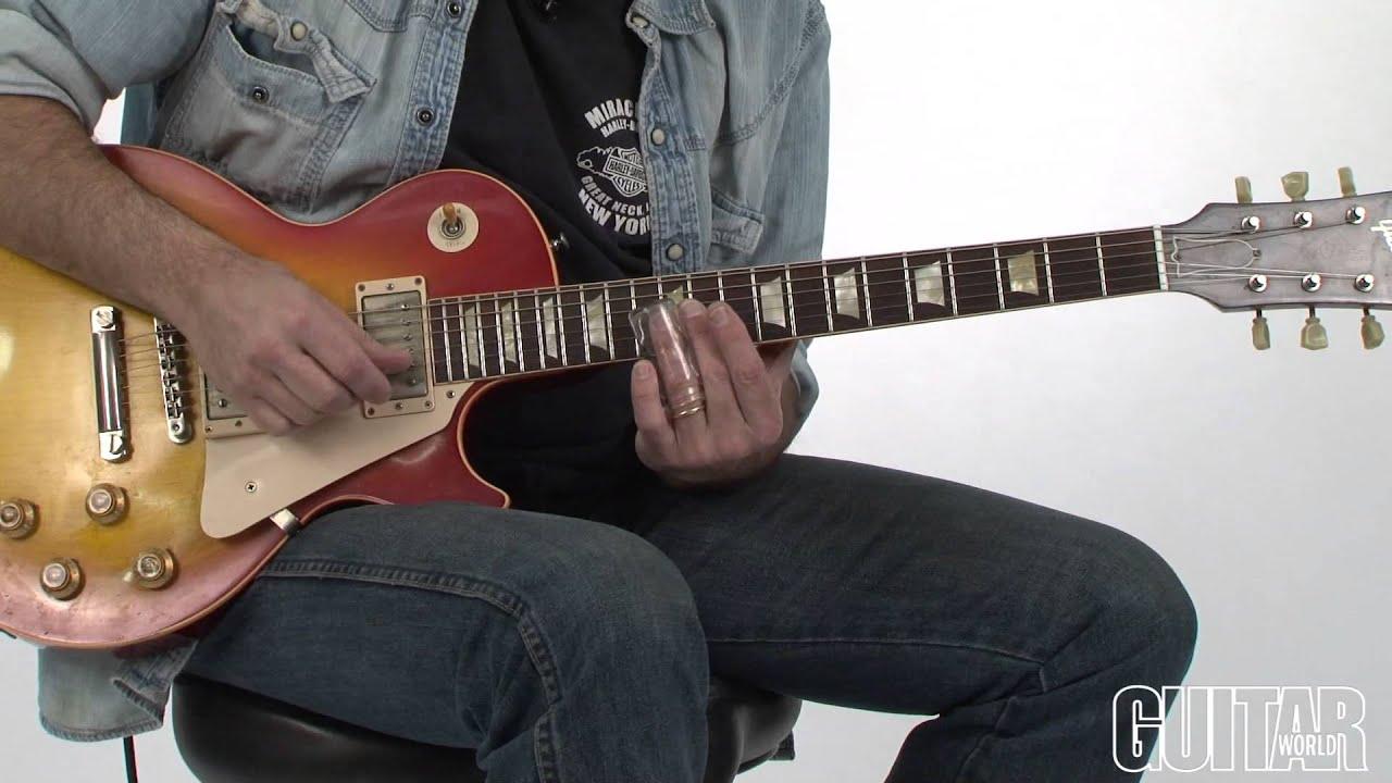 Amazon.com: Guitar World -- Learn Slide Guitar: The ...