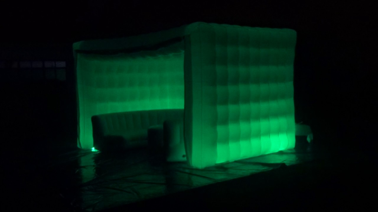 led light tent and air sofa & led light tent and air sofa - YouTube