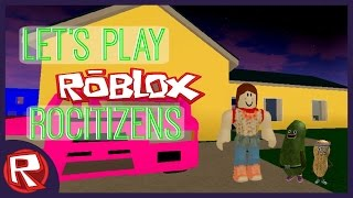 Let's Play Roblox RoCitizens! | Part 2 | Enygma