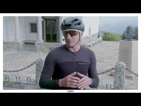 Ricognizione De Il Lombardia Con Stefano Garzelli E UYN