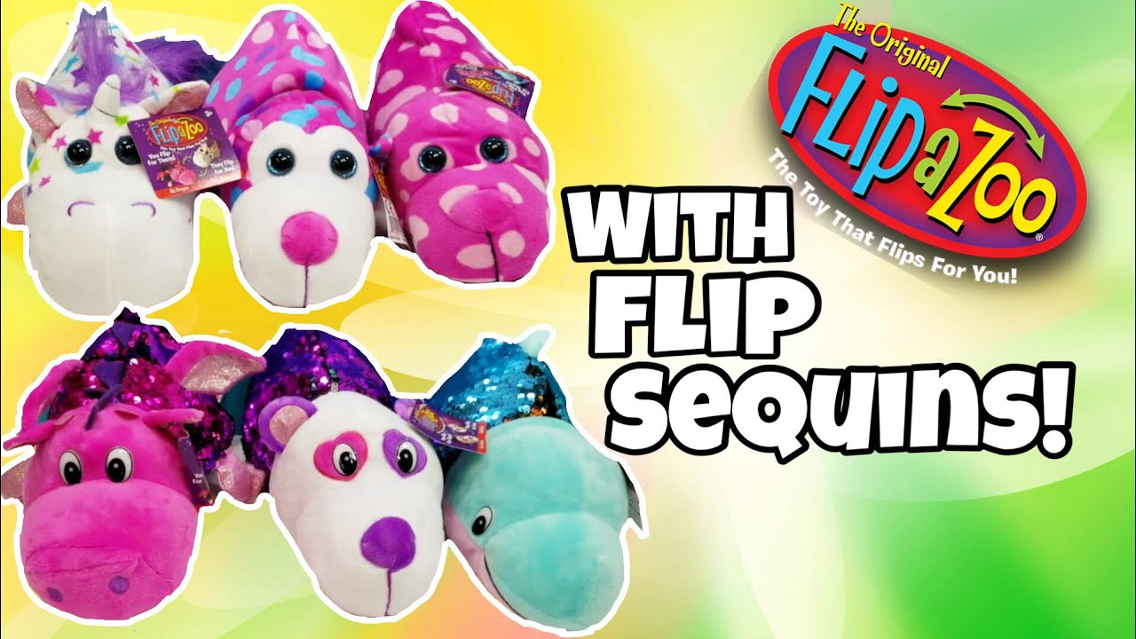 FlipaZoo Exclusive Mega Pack With Rare Special /& Limited Edition Series 1