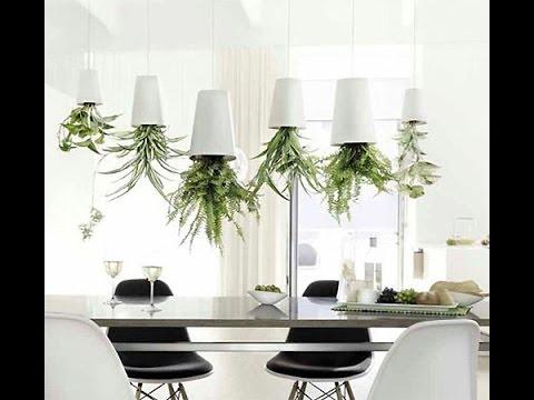 Перевернутые горшки для комнатных растений