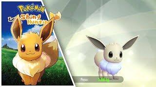 TROVATO EEVEE SHINY IN LIVE! - Pokémon Let