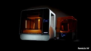 Printing A 3D Printer With The Form 3L