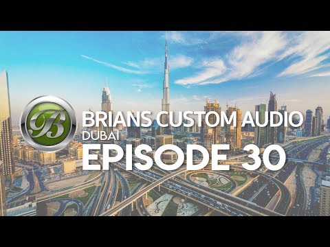 Episode 30. WE DID ALL THOSE CARS!!?? Back in Dubai