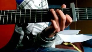 christophe mae tomber sous le charme guitare leçon