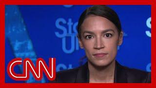 Alexandria Ocasio-Cortez's reaction to Trump losing the election