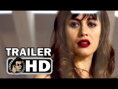 GUN SHY   2017 Antonio Banderas, Olga Kurylenko Action Comedy Movie HD