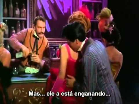 Elvis Presley - Frankie and Johnny (com legendas)