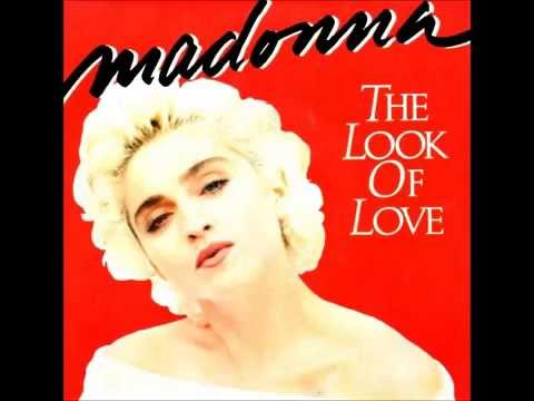 Madonna -The look of love 12'' (1987)