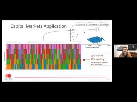 Quantum Computing for Finance | D-Wave Webinar