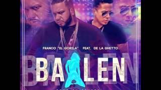 Bailen - Franco El Gorila Ft. De La Ghetto (XOOCHE GM EDIT) (REGGAETON 2015)