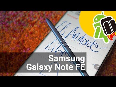 Samsung Galaxy Note FE: los Note 7 reacondicionados