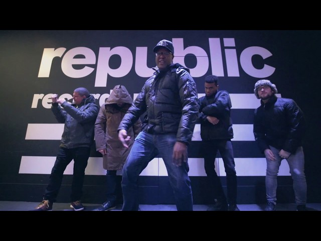 The Republic Records Team - MANS NOT HOT [HAPPY HOLIDAYS FROM THE REPUBLIC FAMILY]