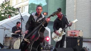 "THE PEACOCKS - ""Lean On Me"" - 2017-06-17 - CH-Schaffhausen"