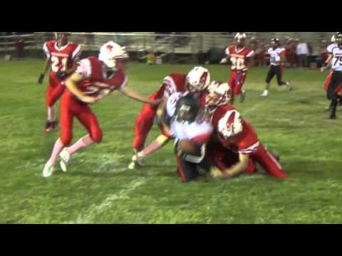 Payette High School JV Week 7 2015 Highlights