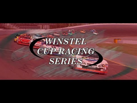 🔸 Winstel Cup Racing Series live iracing broadcast from Lucas oil speedway. 🔸