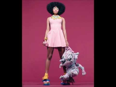 Nicki Minaj - Chun Li (Lyric Video) HD - YouTube
