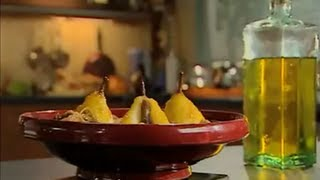 Кухня Марокко   ТАЖИН с грушами