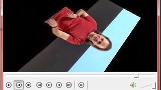 Как перевернуть видео в Windows Media(Когда для съемки любительского видео используется камера телефона, часто, ролики, при воспроизведении..., 2015-08-11T16:34:55.000Z)