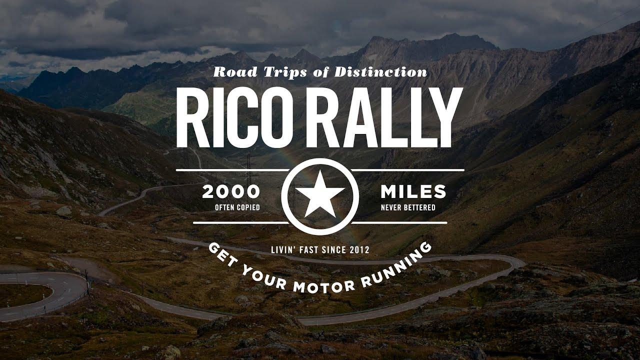 Download Alpine Adventure - Rico Rally 2015 - European Driving Adventure