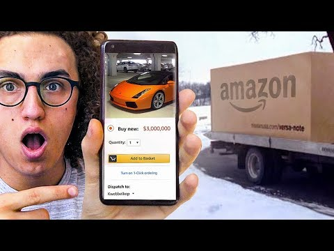 YOU WON 'T BELIEVE WHAT I BOUGHT ON AMAZON