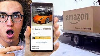 I BOUGHT A CAR FROM AMAZON!