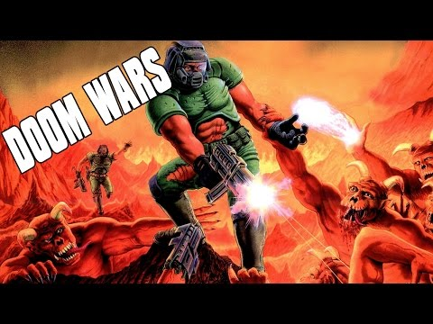 Doom Wars - DOOM Real Time Strategy Game