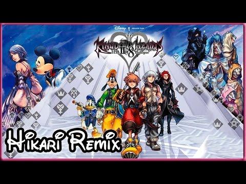 "Kingdom Hearts HD 2.8 ► ""Hikari - Ray of Hope MIX"" TGS 2016 Trailer Remix - KH 2.8 EXTENDED Theme"