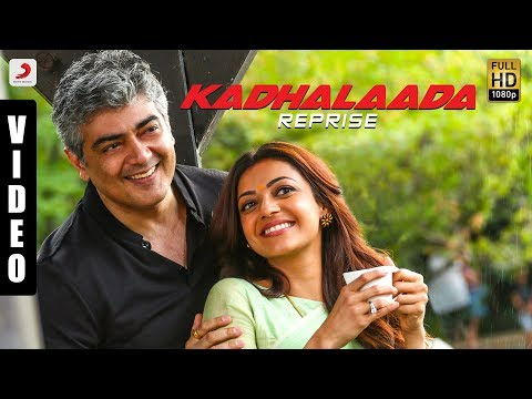 Vivegam - Kadhalaada Reprise Tamil Video - Anirudh | Ajith Kumar | Siva
