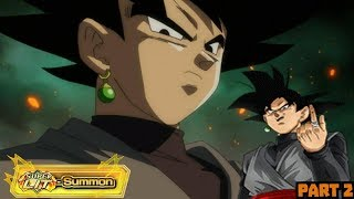 Video THE HUNT FOR LR GOKU BLACK CONTINUES! Dragon Ball Z Dokkan Battle download MP3, 3GP, MP4, WEBM, AVI, FLV Oktober 2018