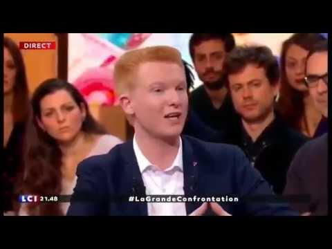 Standing ovation pour Adrien Quatennens, grand gagnant de La Grande Confrontation sur Lci