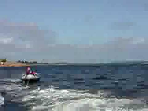 dateline bikini speed boat