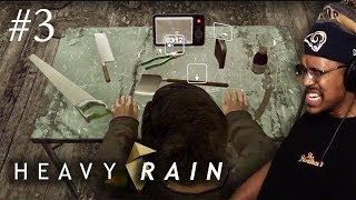 One of iBerleezy's most viewed videos: WE FOUND THE KILLER?! | HEAVY RAIN #3